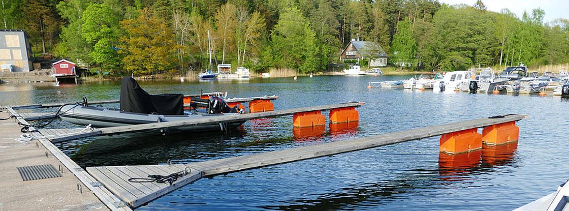 Båtplatser uthyres! Klicka för mer info...